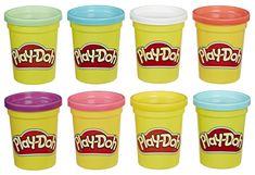 Play-Doh Pakiranje s modnim posudama, 8 komada