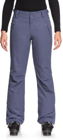 Roxy ženske smučarske hlače Winterbreak Pt J Snpt Bqy0 Crown Blue, S