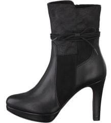 s.Oliver dámská kotníčková obuv černá 36 - zánovní