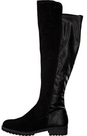 s.Oliver ženske čizme, crne, 36