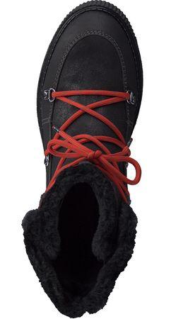 a7418d30f s.Oliver dámské sněhule 42 čierna | MALL.SK
