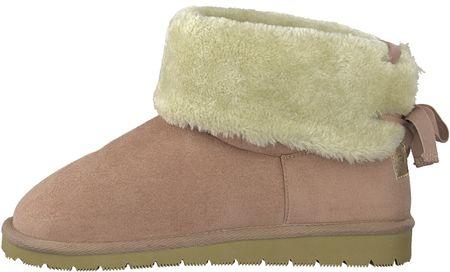 s.Oliver buty zimowe damskie 41 różowe