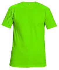 Cerva Tričko s krátkym rukávom Teesta fluorescent