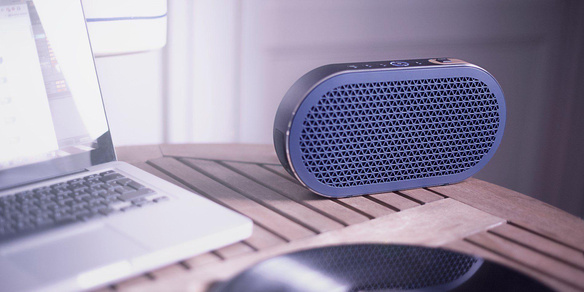 Bezdrátový blutooth reproduktor Dali Katch audiokabel mini jack
