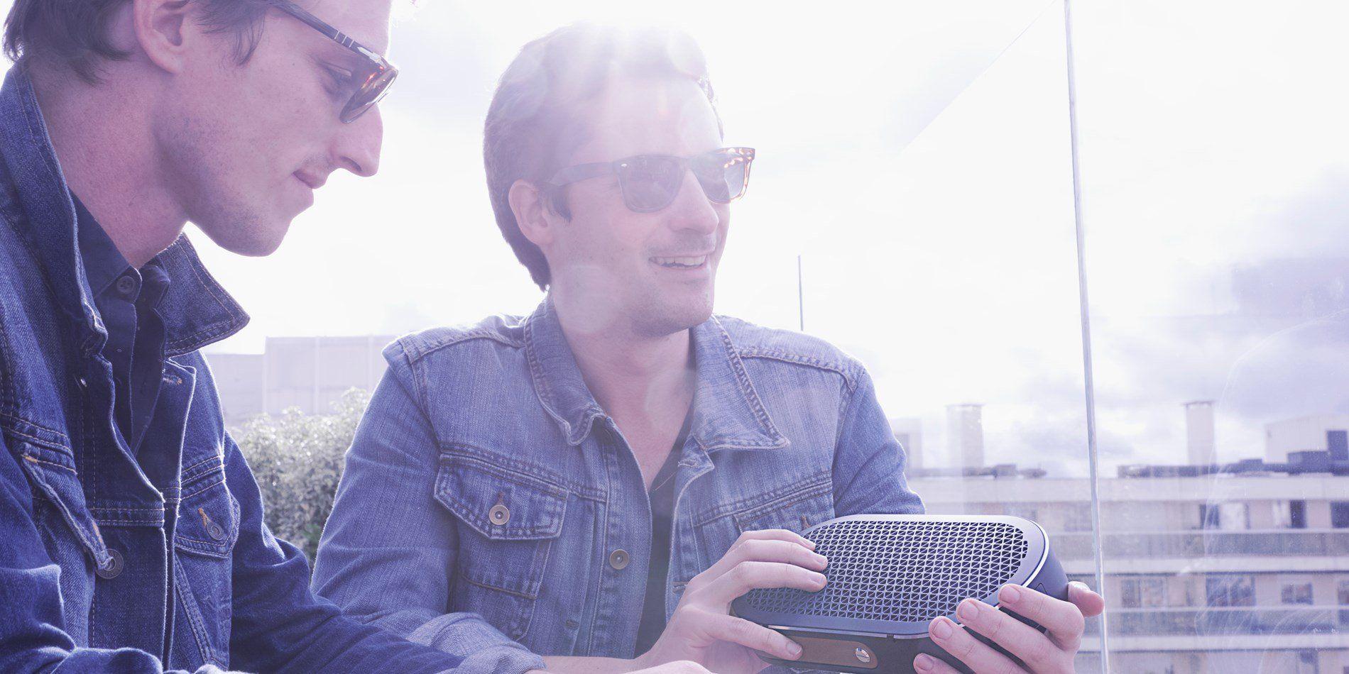 Bezdrátový reproduktor Dali Katch 2 zvukové profily extra basy