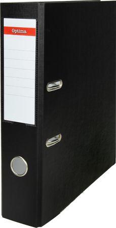 Optima registrator A4/70 Extra, črn