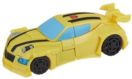 Transformers Cyberverse Warrior Bumblebee