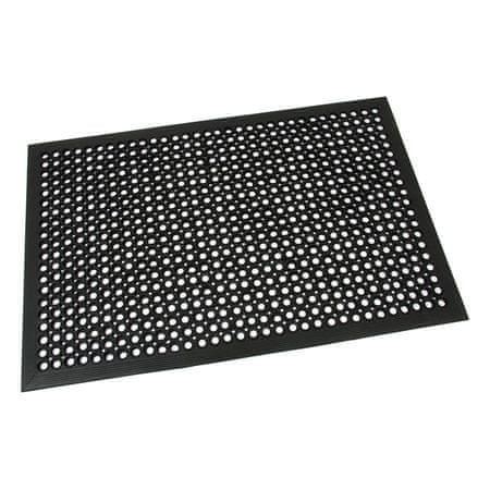 FLOMAT Olejivzdorná protiskluzová protiúnavová průmyslová rohož Workmate - 120 x 80 x 1,4 cm