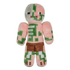 J!NX plišana igračka Minecraft Zombie Pigman, 30,48 cm