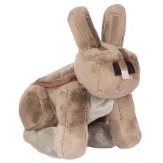 J!NX plišana igračka Minecraft Rabbit, 20,32 cm