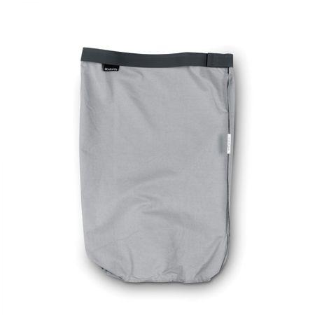 Brabantia vreča za perilo, 35L, siva