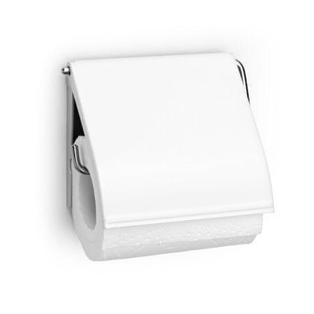 Brabantia držalo za toaletni papir Classic, bel