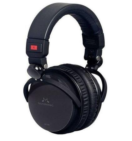 SoundMAGIC HP151 čierna