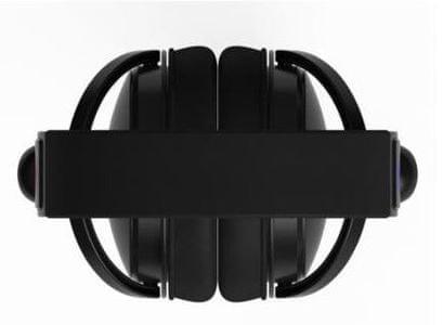 Sluchátka SoundMAGIC HP151 pohodlné náušníky 53mm měniče nízká hmotnost skládací konstrukce
