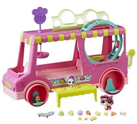 Littlest Pet Shop set slaščičarskega vozila