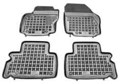 REZAW-PLAST Gumové koberce, súprava 4 ks (2x predné, 2x zadné), Ford Galaxy 2006-2015, Ford S-MAX 2006-2015