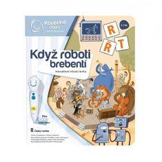 Když roboti brebentí - Kouzelné čtení