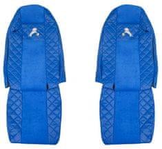 F-CORE Poťahy na sedadlá FX06, modré