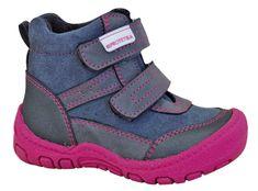 Protetika dívčí zimní boty Mel