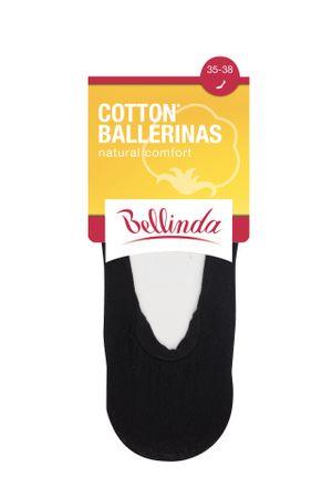 Bellinda COTTON BALLERINAS černá 39 - 42