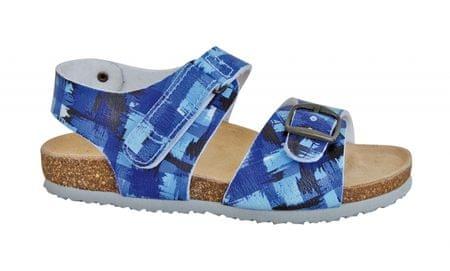 Protetika Chlapecké ortopedické sandály 27 modrá