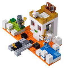LEGO Minecraft TM 21145 Czaszkowa arena