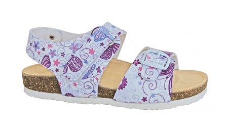 9982661f5b Protetika Dievčenské ortopedické sandále 32 biela