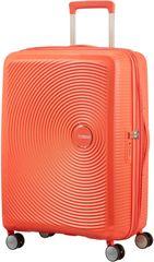 American Tourister Soundbox Spinner kovček, 67cm, TSA EXP