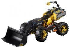 LEGO Technic 42081 Volvo koncepčný model kolesového nakladača ZEUX