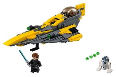 LEGO Star Wars™ 75214 Anakinov jediský Starfighter™