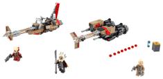 LEGO Star Wars™ 75215 Prepadnutie v Oblačnom meste™