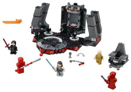 LEGO Star Wars™ 75216 Snokeova trónna sieň