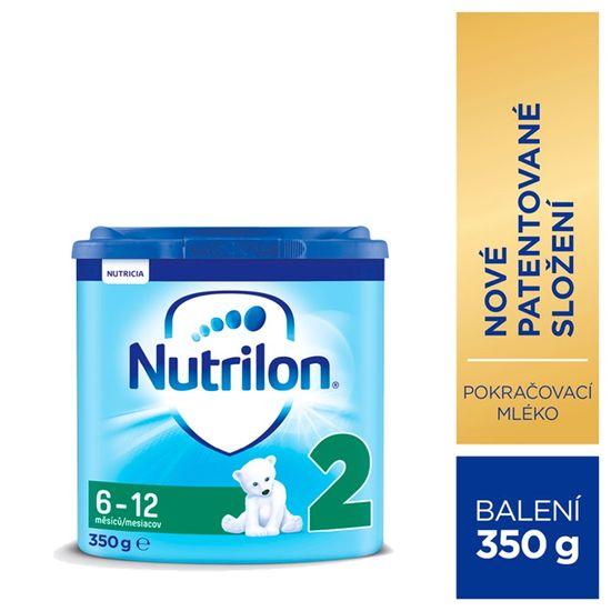 Nutrilon 2 pokračovací kojenecké mléko 350g, 6+