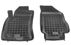 REZAW-PLAST Gumové koberce, súprava 2 ks (2x predné), Fiat Doblo II od r. 2009, Opel Combo C od r. 2011