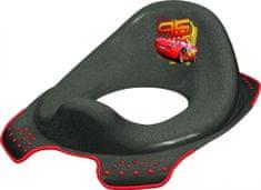 keeeper Adaptér na WC s protiskluzem Cars červený