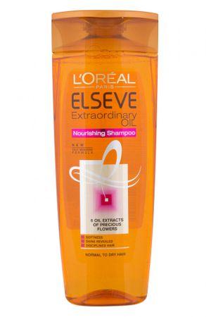 Loreal Paris šampon Elseve Extraordinary OiI, 400 ml