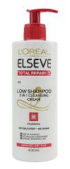 Loreal Paris negovalni šampon Elseve Total Repair 5, 3v1, 400 ml