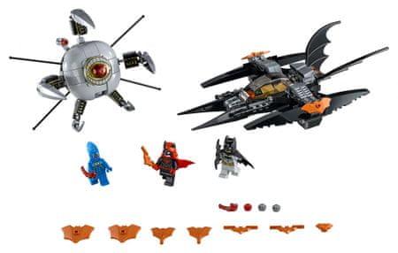 LEGO Super Heroes 76111 Batman™: pojedynek z Brother Eye™