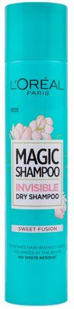 Loreal Paris šampon za suho umivanje las Magic Shampoo Sweet Fusion, 200 ml