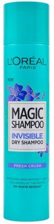 Loreal Paris šampon za suho umivanje las Magic Shampoo Fresh Crush, 200 ml