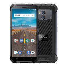 Ulefone Armor X, Dual SIM, čierny