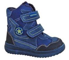 Protetika buty zimowe za kostkę chłopięce Riki