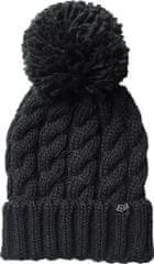 FOX ženska kapa Valence, črna