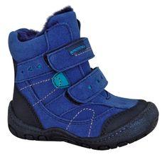 Protetika buty zimowe za kostkę chłopięce Laros