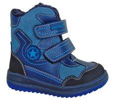 Protetika chlapecké zimní boty Riki