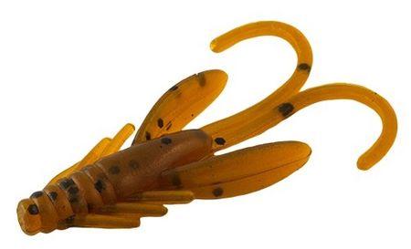 Delphin Gumová Nástraha Bomb Nympha Jungle 10 ks 2,5 cm