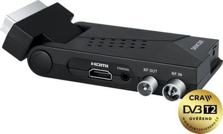 Sencor SDB 550T H.265(HEVC)