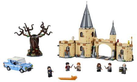 LEGO Harry Potter Roxforti Fúriafűz 75953