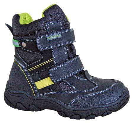 Protetika chlapecké zimní boty s membránou Polar 27 černá