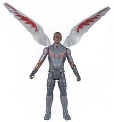 Avengers figura z dodatki 15 cm - Marvels Falcon